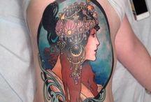 Tattoos / by Kristy Davis
