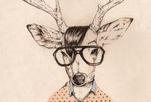 illustrations e art