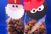 Sinterklaas, wie kent 'm niet? / Sinterklaas Sinterklaas en natuurlijk Zwarte Piet...