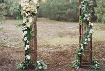 Ceremony decorations / Ceremony decorations