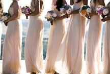 Bridesmaid / Bridesmaids dresses