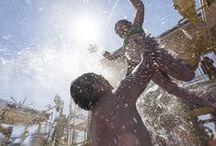 Moments Aquadiver / Els millors moments amb família o amics a l'Aquadiver. www.aquadiver.com