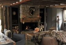 HOME:Rustic Luxe / by Larissa Waiz