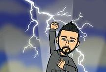 Bitstrips / Its cartoon based board !!!