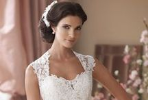 David Tutera / Enchanted Bridal Boutique carries designs from David Tutera's Mon Cheri line.