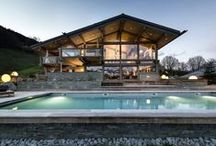Luxury high altitude - the mountain / Chalet