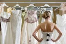 """Finding The Wedding Dress / Not sure where to start? Here are some tips to help you find your """"dream dress."""" The knowledgeable staff at Enchanted Bridal Boutique would love to help! Call (661) 847-9700 to make an appointment."""