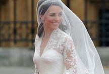 Celebrity Wedding Looks / Find your wedding inspiration from some of these cultural icons.