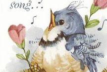 Carolyn Shores Wright birds