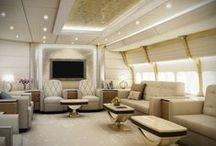 Luxury In Flight