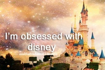 Disney: Happiest Place On Earth / by Mika Pan