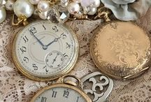 Clocks - Tic Toc!!!! / Time keeper  / by Biola Smith
