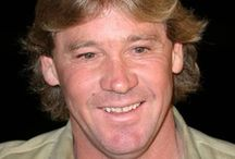 Steve Irwin - Sir Crock!!!! / He was a great man!!!! He loved his family, friends and all animals. RIP Steve :( Sending love to his wife and children <3 / by Biola Smith