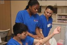 Medical Assisting / Medical Assistants (MA) are healthcare professionals that perform administrative and medical-clinical tasks, helping medical offices, clinics, and labs run smoothly.