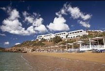 Hotel Perrakis - Location / Hotel Perrakis located in Kyrpi, Andros, 2.5 km from the port of Gavion