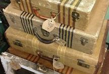 Malle/valise/suitcases