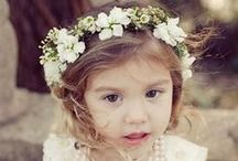 Inspiration: Flower Girls and Ring Bearers