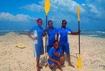 Our Team / Join the all girl team for excitement, fun and great memories. The staff are friendly , fun, and at time crazy ! Find out why Kayaking Vanuatu are one of the leading tours in Vanuatu. http://kayakingvanuatu.com/