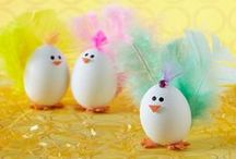 Amber's Easter Board / Amber MacArthur shows off her fun Easter finds
