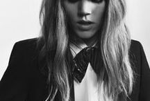 Black & White Chic. / Timeless Monochrome Style