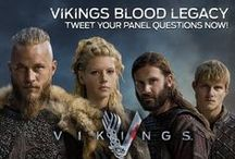 VIKINGS on History Channel / Where I can fangirl over this show.