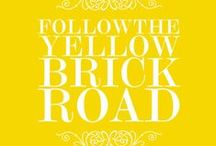 Theme: Follow the Yellow Brick Road
