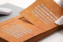 The Future of Printing! / Books, packaging and branding that offer a more sustainable solution.