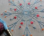 Embroidery - techniques