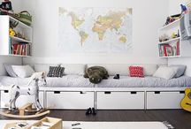 Boys Room Gallery / room design & decor for boys / by Pemberley Rose