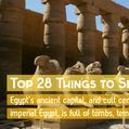 Luxor / This board aggregates pins related to the city of Luxor, located in Upper Egypt.