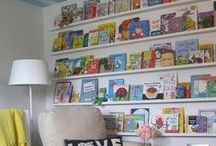 Children ~ Rooms / Ideas for colors, furniture, organization and other aspects of baby/kid rooms!