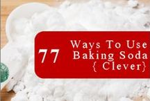 Cleaning Tips / Clever hacks for keeping your home cleaner, tips for homemade products and ideas for cleaning schedules.