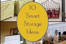 Organize My Life / general organization ideas around the house & car.