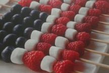 Food ~ Fourth of July / Food ideas for the 4th of july!