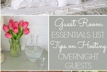 Hospitality & Etiquette / Guest room ideas, table settings and all things related to hosting people. One of my greatest loves.