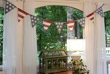 Holidays ~ Fourth of July / Ideas for food, fun and decor for America's biggest patriotic holiday!