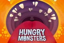 Hungry Monsters / Hybrid Game