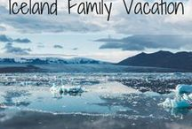 Travel:  Iceland Family Vacation / Looking for ideas for an Iceland vacation. Iceland attractions are plentiful. Iceland with kids is an amazing destination. Visit Iceland for natural beauty. Reykjavik Iceland is an amazing city. Ideas and tips when traveling to Iceland with kids