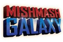 Mishmash - Galaxy / Crazy clever card game, where you mix Sci-fi cliches and tropes!