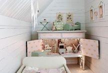 Vintage Kids Rooms