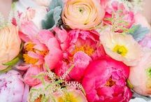 Sunny Summer Wedding / lover of all things bright & beautiful? ditch the pale pastels this season for a vibrant color palette. hot pinks, cool turquoises, and sunshine yellows will set the tone for your colorful summer wedding