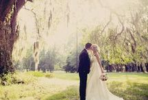 Southern Charm / sweet tea & hot summers are the perfect backdrop for any southern belle's wedding