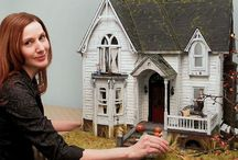 MİNYATÜRCE... / Minyatür ev modelleri...