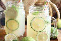 Serince... / Serinlik veren şurup ve meyve suları...
