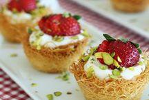ÖDÜLLLCE  ❤️❤️ / Pasta,kek,kurabiye yani ödül tadında tatlılar...