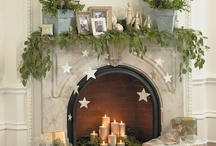 Christmas Mantel Inspiration / by Letters from Santa