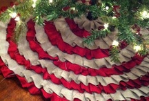 Christmas Tree Skirts / by Letters from Santa