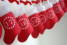 Christmas Countdowns and Advent Activities! / A fantastic collection of Advent Calendar and Activity ideas! If you are looking for some great DIY Christmas Countdown inspiration, you will find oodles of ideas here! / by Letters from Santa