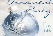*~Christmas Party Inspirations!~* / Welcome to our group board for Christmas Party Inspiration! Whether your goals are to plan a children's party for your own little elves, a classroom party for school, a casual family and friends gathering, or an elegant Christmas extravaganza, let's use this board to share ideas and inspire one another! If you would like an invitation to the group, please leave a comment in the most recent post with your request! Thank you, and happy planning!
