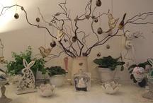 easter / Leuke decoratie en knutsel ideetjes voor de paasdagen.